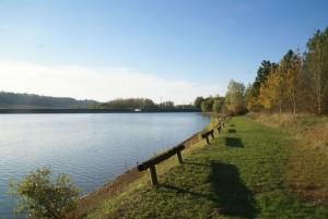 Zone de pêche