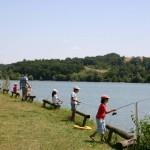 Une partie de pêche