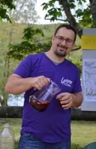 Frédéric, Gentil Organisateur