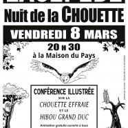 À venir, la Nuit de la Chouette !