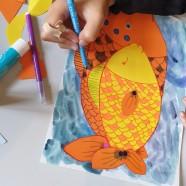 Arts plastiques au Salabert