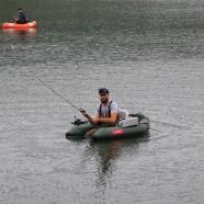 Pêche exceptionnelle sur le lac